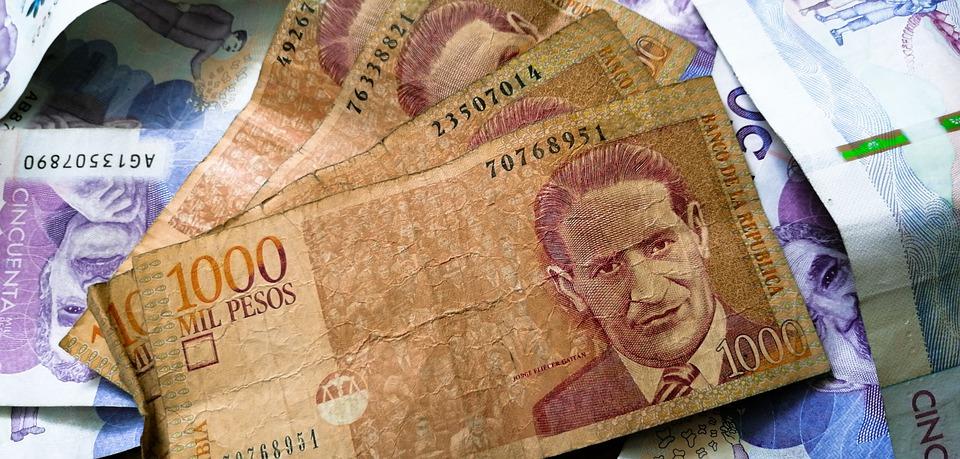 bankovky pesos