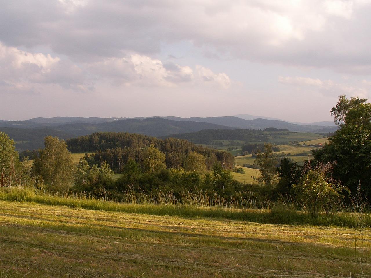 bydlení v Jižních Čechách