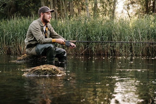 Rybaření jako módní trend