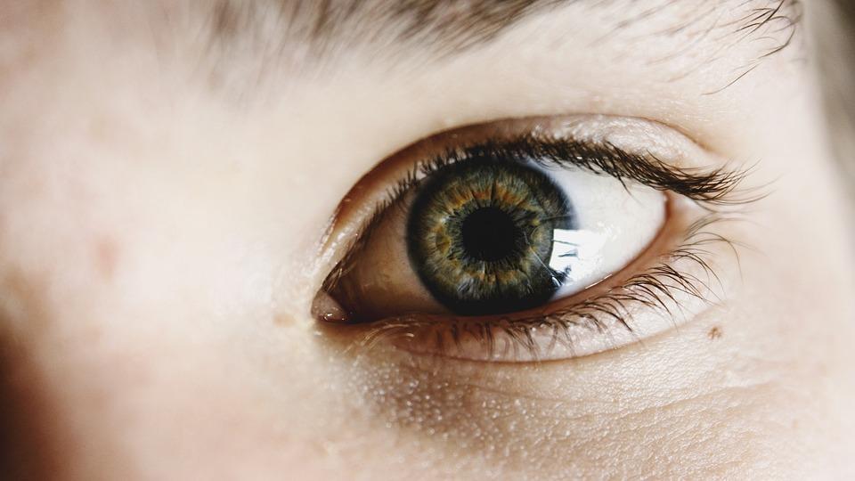 Správná ochrana zraku
