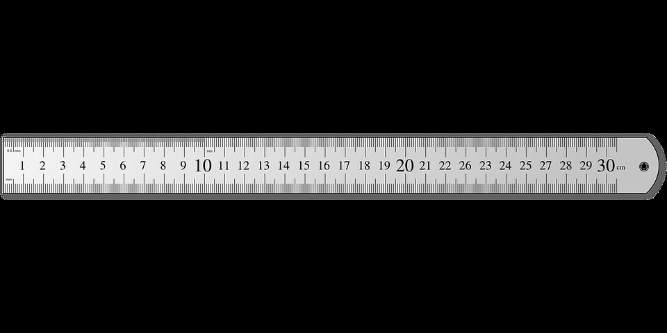 Proč se používají různá měřidla vzdálenosti?